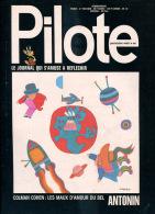 PILOTE N° 641 17 Février 1972 - Pilote