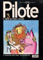 PILOTE N° 643 2 Mars 1972 - Pilote