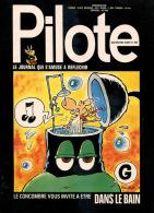 PILOTE N° 646 23 Mars 1972 - Pilote