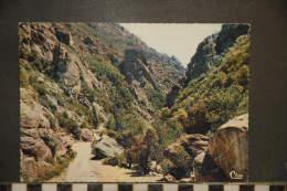 34-   CPSM   Environs De  Saint Pons      Les Gorges D'Heric  Voyagée 1973 - Saint-Pons-de-Thomières