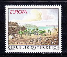 AUSTRIA   1994 ,  Europa CEPT     , Y&T  #  1955,  Cv   2.75  E , **  M N H , V V F - 1945-.... 2a Repubblica
