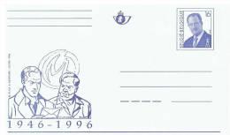 België 1996 Postkaart (xx) - Blake & Mortimer - Stamped Stationery