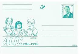 België - Briefkaart (xx) - 1998 - Alix - Illustrat. Cards