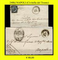 Civitella Del Tronto-00248h - - 1861-78 Vittorio Emanuele II