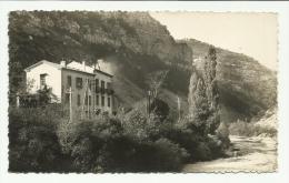 """Cpsm ( Format Cpa )   REMUZAT , La Maison De Repos ' LE RAFFOUR """" - Autres Communes"""