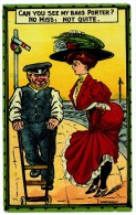 Comic Couple, Railway Porter - Fumetti