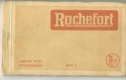 Rochefort :  Carnet Avec  10 CPA - Rochefort