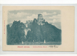 Zboró Zborov Ruin Of The Castle - Slovaquie