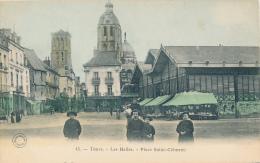 TOURS -  Les Halles, Place Saint Clément - Tours