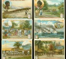Liebig ( 294 )  S  617   Colonies Allemandes - Liebig