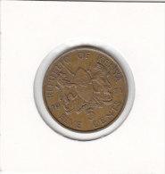 5  CENTS 1971 - Kenya