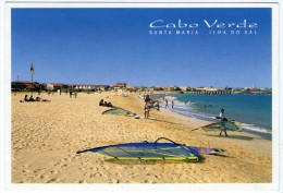 CABO VERDE/CAP VERT - SANTA MARIA ILHA DO SAL - Capo Verde