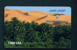MAURITANIA - Remote Phonecard *BOGOF (stock Scan) - Mauritanien