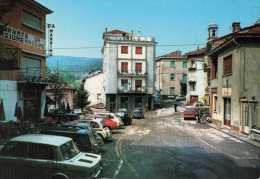 PAVIA-ROMAGNESE--PIAZZA CASTELLO-AUTO D´EPOCA-FIAT-SIMCA - Pavia