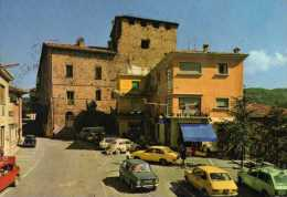 PAVIA-ROMAGNESE--PIAZZA CASTELLO-AUTO D´EPOCA-FIAT-SIMCA-MAGGIO LINO - Pavia