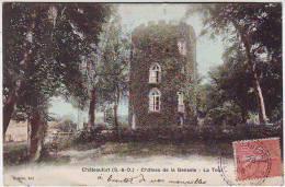 78. CHATEAUFORT. CHATEAU DE LA GENESTE. LA TOUR. Editeur DOLEANS - Autres Communes
