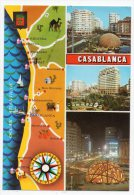 Maroc - Casablanca - Divers Aspects - Casablanca