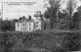 62 Neufchatel, Le Chateau - Other Municipalities