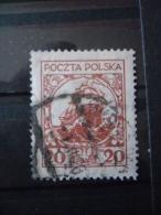 POLOGNE N°316 Oblitéré - 1919-1939 Republic