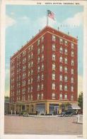 Wisconsin Kenosha Hotel Dayton 1937