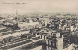 Uruguay Montevideo Vista General 1916