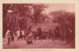 Cote D'Ivoire Ivory Coast Danse Du Grand Fetiche - Ivory Coast