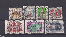 COB 1039/1045 Obl - Antituberculeux - Etat Impeccable - Voir Image - Used Stamps