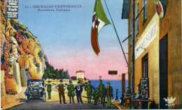 GRIMALDI-VENTIMIGLIA - FRONTIERA ITALIANA  - VG IN BUSTA ORIGINALE D´EPOCA 100% - Altre Città