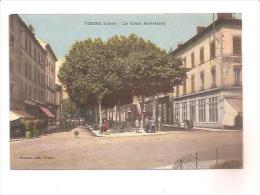 CPA 38 VIENNE Le Cours Romestang - Vienne