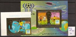 Comores PA 133 & BF  **  Côte 20.00 € - Comores (1975-...)