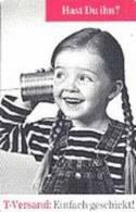 Germany - Deutschland - PD 03/97 - T-Versand - Little Girl - Children - 12DM - Germany
