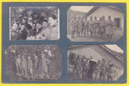 Soldati Italiani Con Maschere Antigas 2 Foto - Guerra, Militari