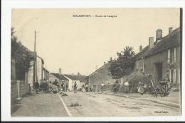 ROLAMPONT , ROUTE DE LANGRES - France