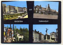Pk210: .Groeten Uit TURNHOUT - Turnhout