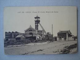 CPA 62 - LENS - L.P 34 - Fosse N° 4 Des  MINES DE LENS - Lens