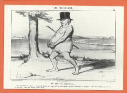 X070, Les Baigneurs, Un Abus De Confiance, GF, Non  Circulée - Humour