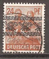 Bizone 1948 # Michel 44 I O - Zona Anglo-Americana