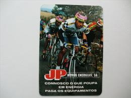 Cycling/Cyclisme Joaquim Gomes Portuguese Pocket Calendar 1992 - Tamaño Pequeño : 1991-00