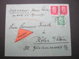 1930, NN-Brief Aus Perleberg - Germany