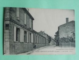 Saint Christophe De Blaye - Les Ecoles - Other Municipalities