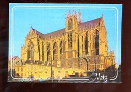 Metz Cathedrale Saint Etienne - Metz
