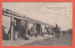 TOURKESTAN [Kazakhstan] --> Le Bazar - Kazakhstan