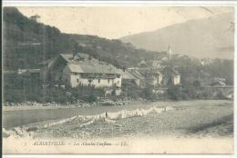 Albertville Conflans Un Angle Plié - Albertville