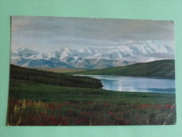 ALASKA - Wonder Lake In Mt Mc KINLEY - Etats-Unis