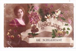 Un Bonjour De Schlestadt - Selestat
