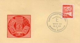 1961 LETTERA - FDC