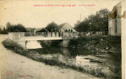 N°34852 -cpa Romilly Sur Seine -le Pont Tournant- - Romilly-sur-Seine
