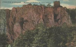 AMBLEVE-AYWAILLE - Rochers Et Donjon Du Vieux Château - Amblève - Amel