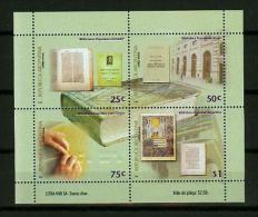 Argentina 2000,4V In Block,library,book,bibliotheek,livre,buch,MNH/Ptfris,3515es - Kunst