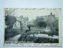 MERCHANT  TAYLOR'S  HOME  ,  BOGNOR. - Bognor Regis